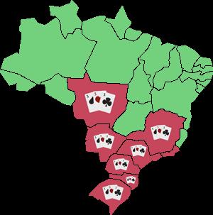 8 Federa��es de Truco no Brasil