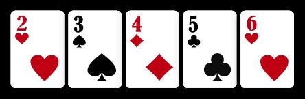 Sequ�ncia - Poker