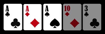 Trinca - Poker
