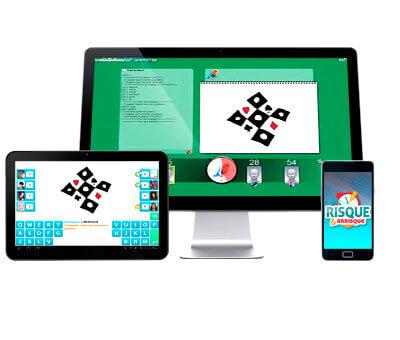 Risque & Arrisque Online MegaJogos
