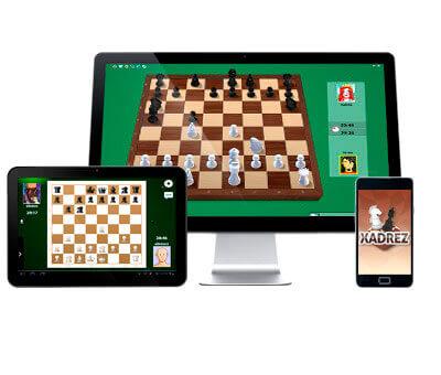 Xadrez Online MegaJogos