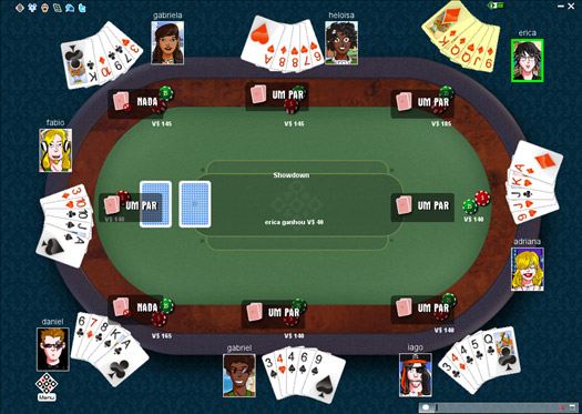 Poker Online MegaJogos