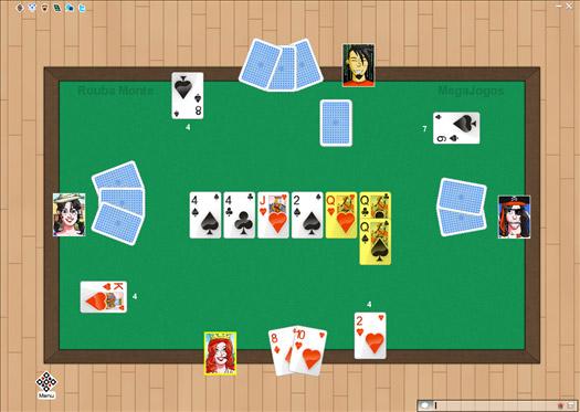 Como jogar 21 com baralho