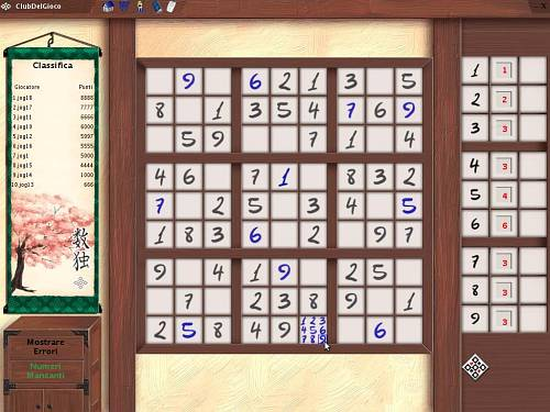 Sudoku Online MegaJogos