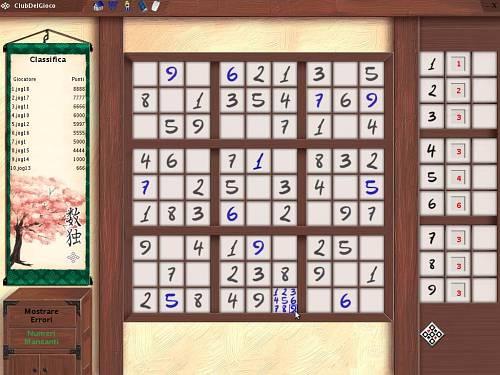 Sudoku Online MegaJogos